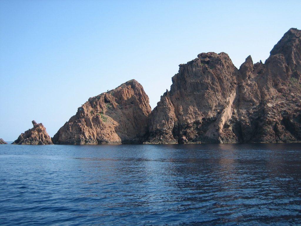 Włoski rezerwat przyrody Scandola