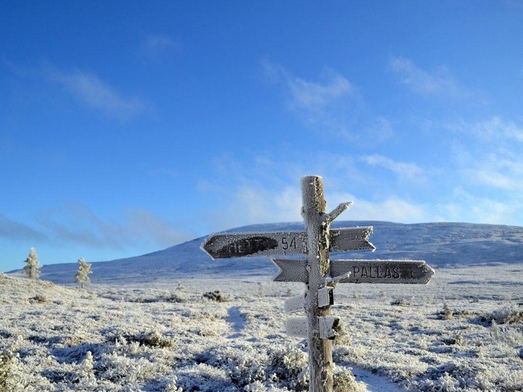 Laponia - kraina wiecznego śniegu